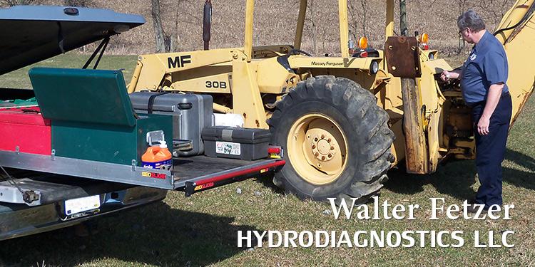 walter fetzer hydrodiagnostics llc